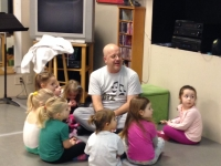 JVP and the Preschool Intro to Theatre class